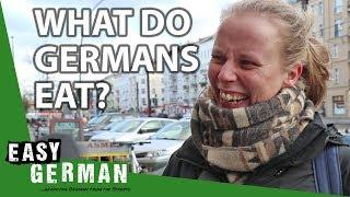 What do Germans eat?   Easy German 281