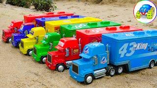 Hand And Cars Lightning McQueen Kid Games - Kid Studio