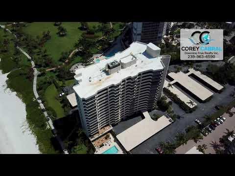 Park Shore Surfs Edge Real Estate Flyover in Naples, Florida