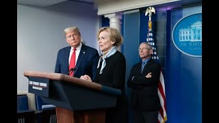 March 24, 2020 | Members of the Coronavirus Task Force Hold a Press Briefing