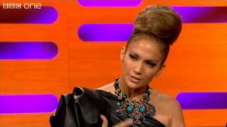 Jennifer Lopez on the 'Bennifer' relationship - The Graham Norton Show preview - BBC One