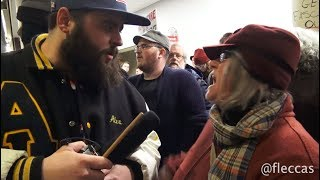 Unhinged Protesters Try to Shut Down Ben Shapiro at Ohio State
