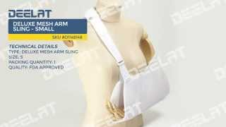 Deluxe Mesh Arm Sling - Small