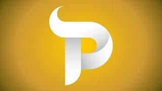 Alphabet Logo Design | Best logo design | Corel DRAW tutorials | 001