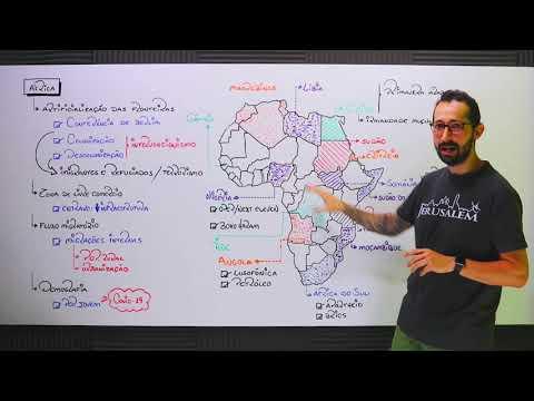 Aula 00 | Migração: Oriente Médio - Parte 02 de 02 - Geografia