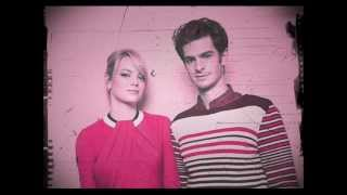 Эмма Стоун, Andrew Garfield & Emma Stone Interview with Capital FM