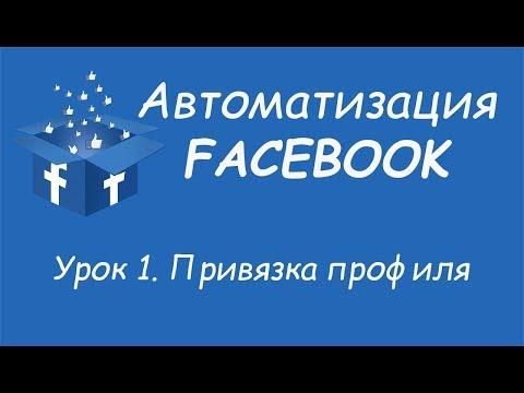 LeoPays - сервис автоматизации фейсбук - привязка аккаунта