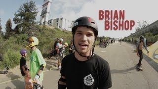 Big Air Contest with Brian Bishop | MuirSkate Longboard Shop