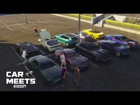 GTA 5 ONLINE - CAR MEETS UNQUIE COLLECTIONS!  WOULD YOU SELL THEM ? (XB1) [THXRXPY]
