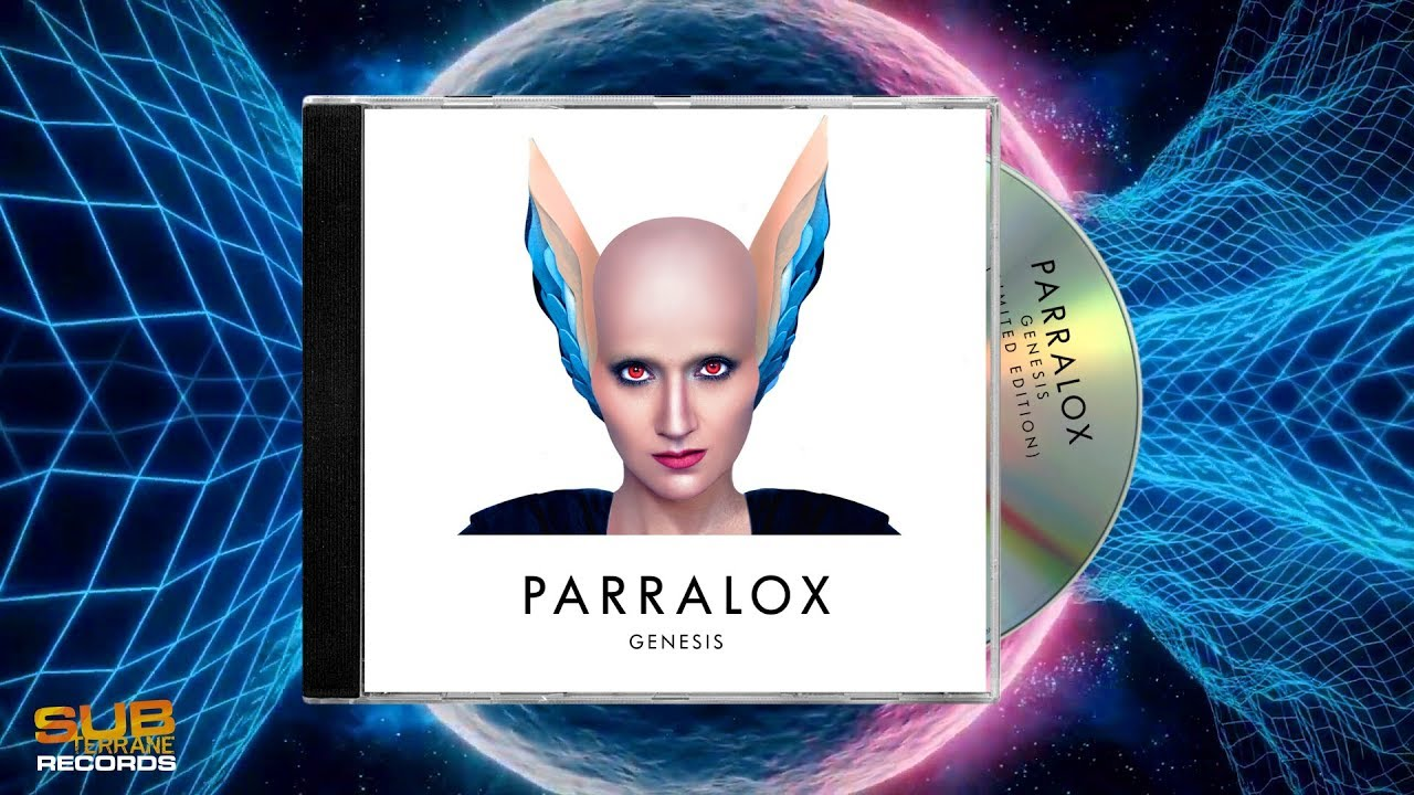 Parralox - Genesis Album Preview (Music Video)