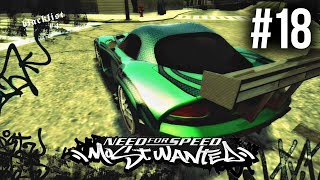 Need for Speed Most Wanted 2005 Gameplay Walkthrough Part 18 - BLACKLIST #4