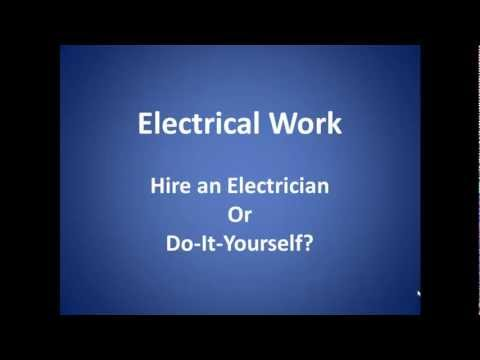 Electrician in Atlanta - Hire A Pro Or Do-It-Yourself