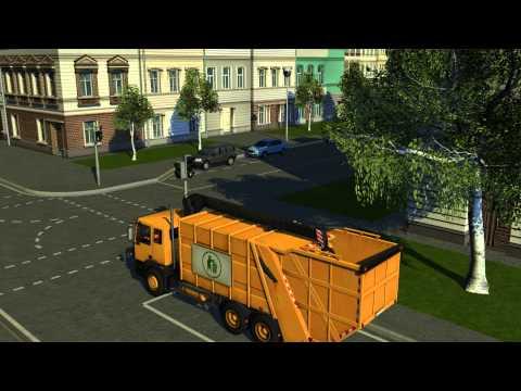 Recycle: Der Müllabfuhr-Simulator