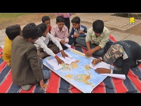 Map Reading / चलो समझे नक्शे को