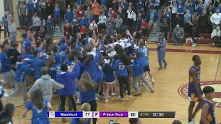 Highlights: Waterford 77, Prince Tech 68 in Div. III semifinal