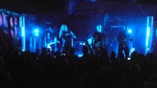 "DANGEROUS TOYS ""Bones In The Gutter "" at Red Eyed Fly, Austin, Tx. December 1, 2012"