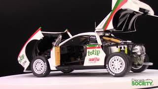 Kyosho Lancia 037 Jolly Club Totip #18 Rally Sanremo