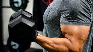The ONLY Way You Should Be Doing Dumbbell Bicep Curls!