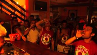 preview picture of video 'The Original Rimini Pub & Disco Crawl, by Sunflower Beach Backpacker Hostels & Bar, Rimini, Italy'