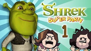 Shrek Super Party: Shrek Sucks - PART 1 - Game Grumps VS