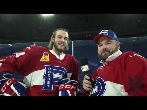 [LAV] King of the Rink: Lernout vs. McCarron