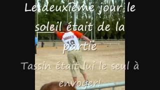 preview picture of video 'Jeu Provençal à Melun 2008'