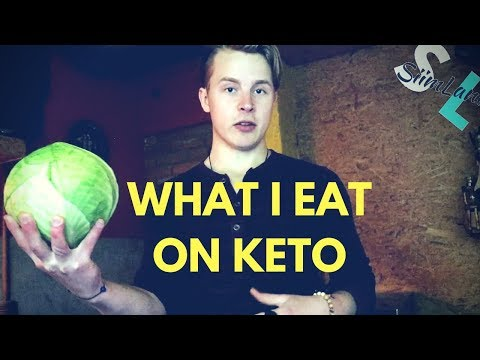 WHAT TO EAT ON THE KETOGENIC DIET (Staple Foods to Eat on Keto)