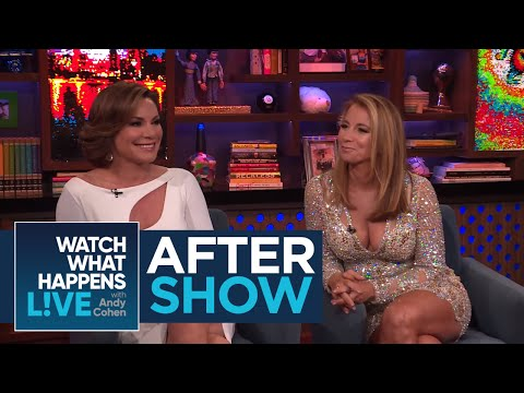 After Show: Jill Zarin On Ramona's New Look | WWHL