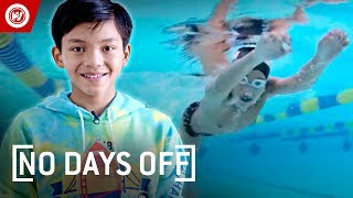 11-Year-Old FASTEST Swimmer | Future Michael Phelps?