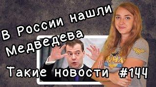 В России нашли Медведева. Такие новости №144