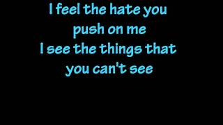 12 Stones-Back Up(Lyrics)