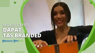 Millen Cyrus Dapat Tas Branded dari Atta Aurel, Sebut Jadi Investasi; Gak Ada Duit, Jual