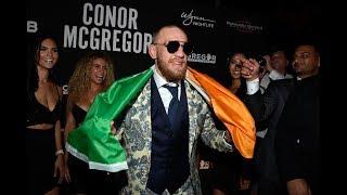 Цель Конора МакГрегора в 2018 году, чемпион UFC опубликовал видео нокаута