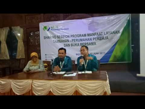 Sharing BPJS Ketenagakerjaan Klaten di RM Semar Resto Boyolali Jadi Ajang Curhat