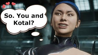 Mortal Kombat 11 - Characters Interfere in Each Others' Personal Life