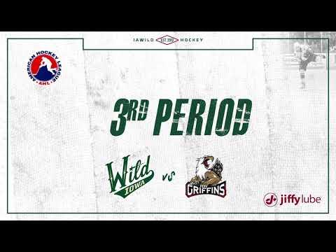 Griffins vs. Wild | Mar. 26, 2019