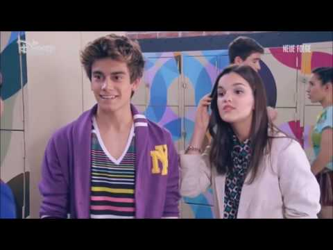 Soy Luna 1– Luna und Simon kriegen eine 2  Chance 【Folge 21】