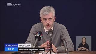 16/03/2020: 10 casos suspeitos de Covid-19 nos Açores aguardam resultados, Autoridade de Saúde Regional monitoriza ativamente 411 pessoas