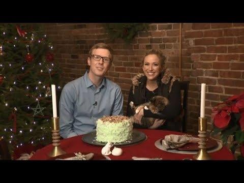 Holiday Helping: Wren Clair - Pistachio Coconut Cake