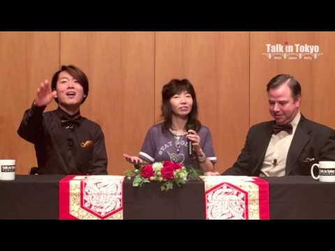Interview With A Japanese Gospel Singer - Talk In Tokyo With Jason Kelly - Talk In Tokyo With Jason Kelly