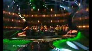 Mor ve Otesi Eurovision Song Contest - Belgrade 2008