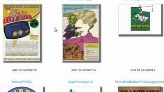 Using Catalog Favorites