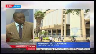 Erick Muruiki-CBA; Debate over Mshwari rates on Micro loans offered, Business Today 20/09/16