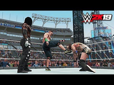 WWE 2K19 Top 10 Stolen Finisher Beatdowns Part - 9