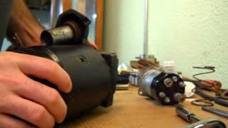 Chevy Starter Rebuild (part 1)