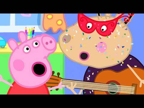 Download Peppa Pig Full Episodes | Season 8 | Compilation 104 | Kids Video Mp4 HD Video and MP3