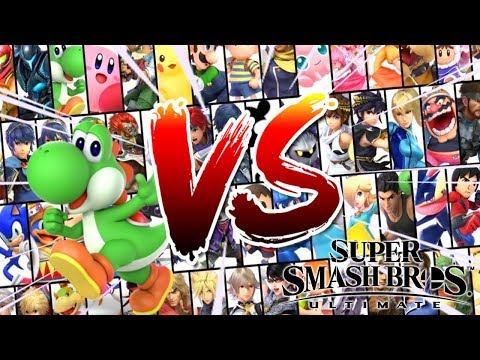 EGGCELLENT YOSHI PLAY ~ Smash Ultimate w/ viewers
