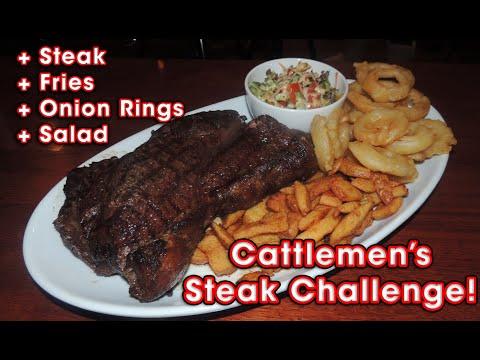 96oz Steak Eating Challenge in Harrogate!!