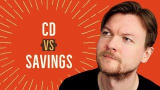 Difference between Savings account and CD account? /  How to build a CD Ladder