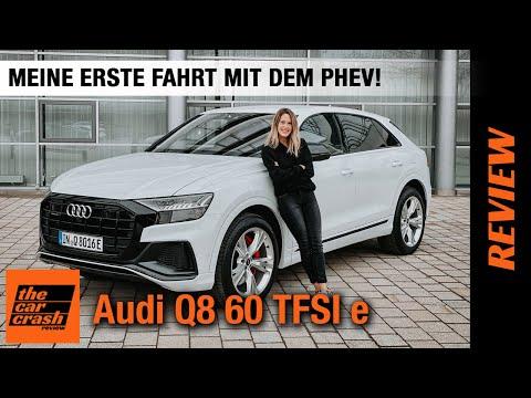 Audi Q8 60 TFSI e (2021) 🤍 Meine erste Fahrt mit dem Plug-in Hybrid! Fahrbericht | Test | Preis 🏁